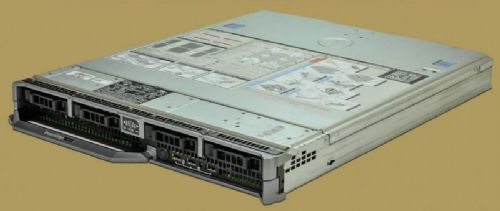 Dell PowerEdge M820 Blade Server 2x 6-Core E5-4607 2.2GHz 128GB Ram 4x 146GB HDD